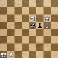 Шахматная задача №160325
