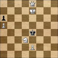 Шахматная задача №160385