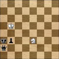Шахматная задача №160600