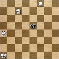Шахматная задача №160936
