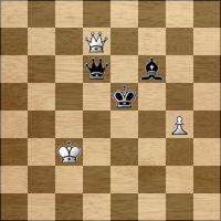 Шахматная задача №162711