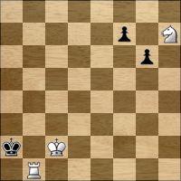 Шахматная задача №163767
