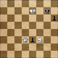 Шахматная задача №164312