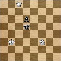 Шахматная задача №165300