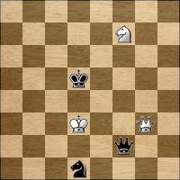 Шахматная задача №165507