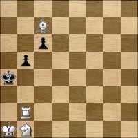 Шахматная задача №165783