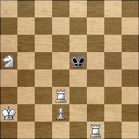 Шахматная задача №166001
