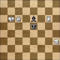 Шахматная задача №166189