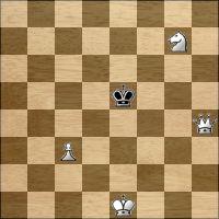 Шахматная задача №166685
