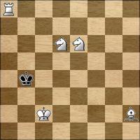 Шахматная задача №166837