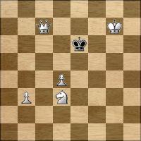 Шахматная задача №167828