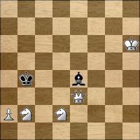 Шахматная задача №168093