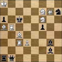 Шахматная задача №168577
