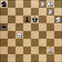 Шахматная задача №168713