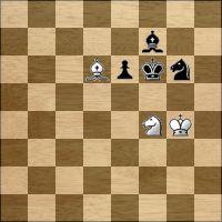 Шахматная задача №168718