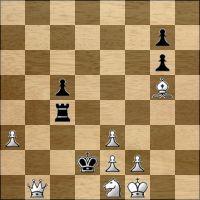 Шахматная задача №168986