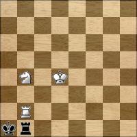 Шахматная задача №169709