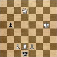 Шахматная задача №170536