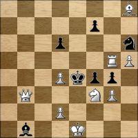 Шахматная задача №170607