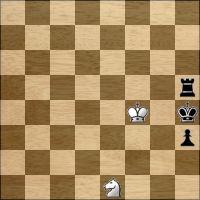 Шахматная задача №170920