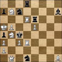 Шахматная задача №171439