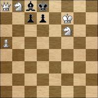 Шахматная задача №172563