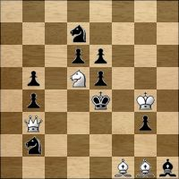 Шахматная задача №173987