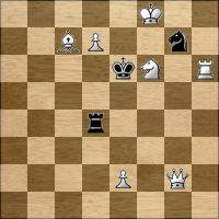 Шахматная задача №174761