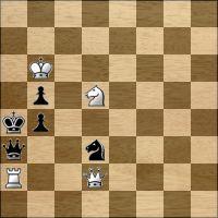 Шахматная задача №175441
