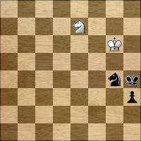 Шахматная задача №176733