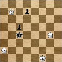 Шахматная задача №176792