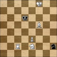 Шахматная задача №177113