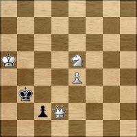 Шахматная задача №177235