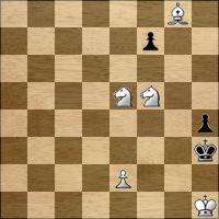 Шахматная задача №181455