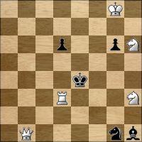 Шахматная задача №182193