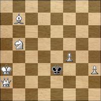 Шахматная задача №182667