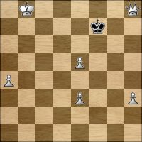 Шахматная задача №182672