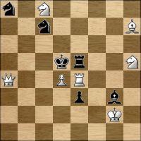 Шахматная задача №182733