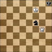 Шахматная задача №184496