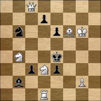 Шахматная задача №184849