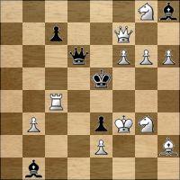 Шахматная задача №186851