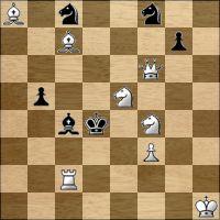 Шахматная задача №190533
