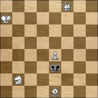 Шахматная задача №190805