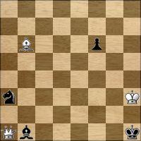 Шахматная задача №192597