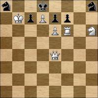 Шахматная задача №198658