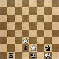 Шахматная задача №201748