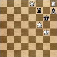 Шахматная задача №205356