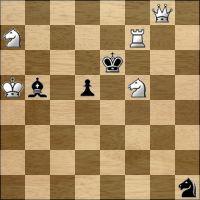 Шахматная задача №205486