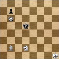 Шахматная задача №210242