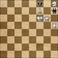 Шахматная задача №284989